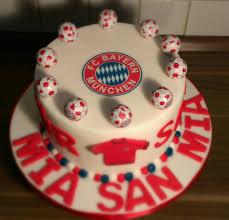 fc bayern münchen torte nr 4 essen