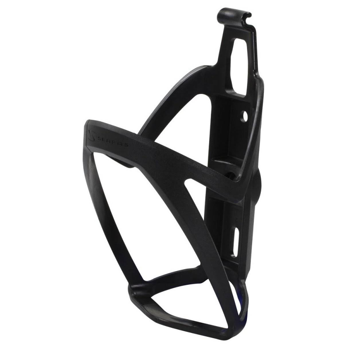 Serfas Nylon Bottle Cage - Black