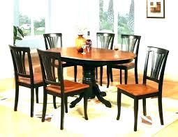 Dining Table Set 8 Chairs Fascinating Chair Room Sets For Round Four And Chubby Rattan Garden