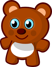 Teddy Bear Toy Cute Brown