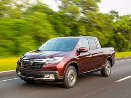 100 Honda Full Size Truck Ridgeline Pickup REVIEW Business Insider