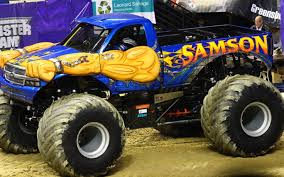 100 Samson Monster Truck Hot Trending Now
