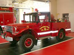 100 Antique Fire Truck At Chestnut Ridge VFC In Baltimore County