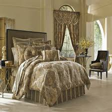 J Queen Brianna Curtains by J Queen Bedding Gold Bedding By J Queen New York A Luxury Elegant