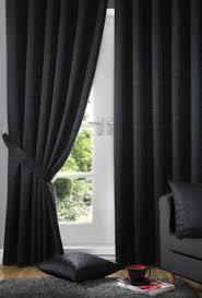 luxury herringbone tweed silver grey curtains lined modern