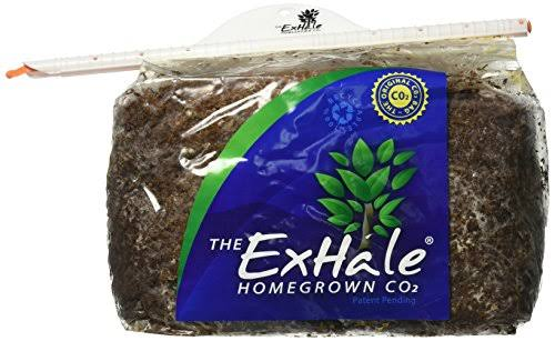 ExHale Natural CO2 Generator Controller Hydroponics Bag