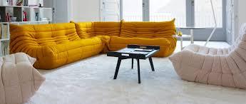 100 Ligne Roset Togo Modular Corner Sofa Complete