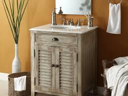 Restoration Hardware Bathroom Vanity Single Sink by Bathroom Weathered Wood Bathroom Vanity 25 Weathered Wood