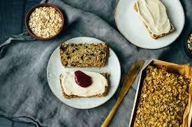 Glutenfreier Kuchen Rezept Ohne Nã Sse Einfaches Glutenfreies Brot ölfrei