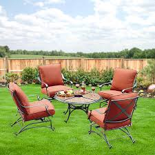 chat set patio outdoorlivingdecor