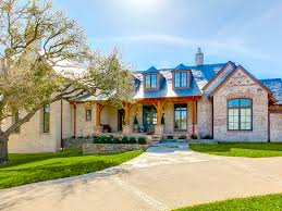 Texas Country Ranch House Plans