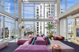 100 The Penthouse Chicago Modern River North Penthouse Lists For 2M Curbed