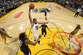 Warriors Complete Comeback Over Clippers