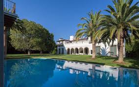 100 Holmby ICONOCLASTIC HOLMBY HILLS COMPOUND California Luxury Homes