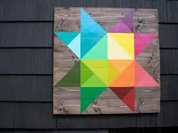 How To Make A Modern Barn Quilt | How-tos | DIY 22 Best Barn Quilts Images On Pinterest Quilt Designs Wooden Evening Tickets Fri Feb 17 2017 At 600 Pm Visit Southeast Nebraska 1479 Quilts Patterns 47 Quilt Trail Marshalls Art 4h Pierce County Laurel Lone Star Barn Ag Heritage Park Block 265 Painted Outside Art Jennifer Visscher Outdoor Series Southern Wisconsin Wnij And Wniu