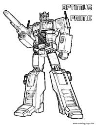 Coloriage Transformers Optimus Prime Frais Fine Optimus Prime Face