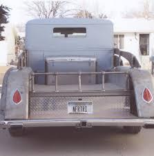 Diamond T 1936 Custom Truck