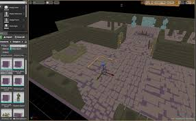 Making 3d Dungeon Tiles by Reikon Dungeon Procedural Dungeon Crawler Unreal Engine Forums