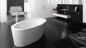 badezimmer schwarz weiß gestalten ideen und tipps
