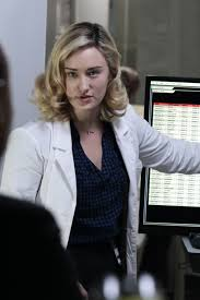 How Blindspot s Ashley Johnson Steals the Scenes With Some ic