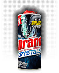 Garbage Disposal Drain Not Working by Professional Strength Crystals Clog Remover Drano Sc Johnson