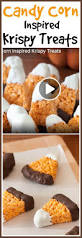 Rice Krispie Halloween Treats Candy Corn by Best 25 Candy Corn Cupcakes Ideas On Pinterest Candy Corn Cakes