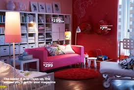 Red Living Room Ideas Pictures by Ikea Red Living Room Interior Design Ideas