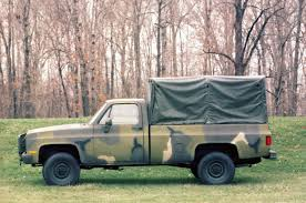100 Chevy Utility Trucks Military From The Dodge WC To The GM LSSV Photo Image Gallery