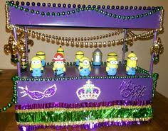 Mardi Gras Classroom Door Decoration Ideas by Strategies For Decorating A Shoebox Parade Float Project For