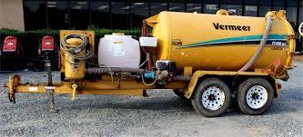 100 Charlotte Truck Parts Used 2007 VacTron Vermeer CS800G Vacuum Excavator In