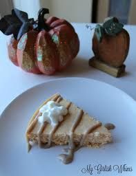 Healthy Pumpkin Desserts by High Protein Healthy Pumpkin Cheesecake My Girlish Whims