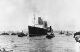 When Did The Lusitania Sink by Lusitania U0027s U0027dark Secrets U0027 Unveiled In New Documentary
