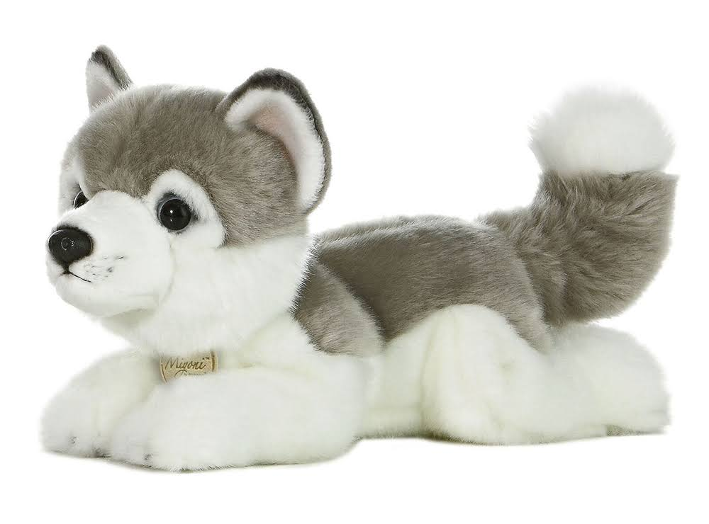 Aurora World Miyoni Plush - Husky Dog, 11""