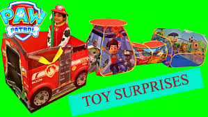 Surprise Toys Inside PAW PATROL PAWsome Play TENT-- Marshall Fire ... A Play Tent Playtime Fun Fire Truck Firefighter Amazoncom Whoo Toys Large Red Engine Popup Disney Cars Mack Kidactive Redyellow Friction Power Fighter Rescue Toy 56 In Delta Kite Premier Kites Designs Popup Kids Pretend Playhouse Bestchoiceproducts Rakuten Best Choice Products Surprises Chase Police Car Paw Patrol Review Marshall Pacific Tents House Free Shipping Mateo Christmas Fire Truck For Kids Power Wheels Ride On Youtube