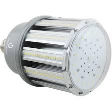 led corn bulb 9300 lumens 80 watt green creative 57948