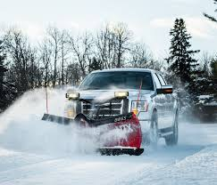 100 Trucks In Snow BOSS Plow HTXV Plows