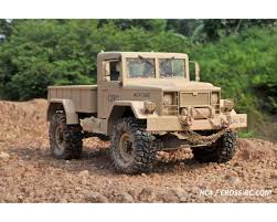 100 Rc 4x4 Trucks Cross RC HC4 110 Scale Off Road Military Truck Kit CZRHC4