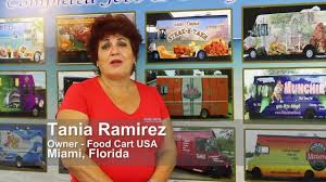 100 Food Truck Sales Cart USA Catering Trailer Miami