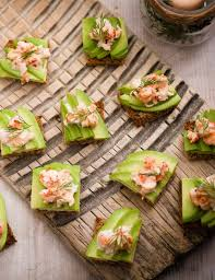 easiest canapes 23 easy canapes recipes for food olive