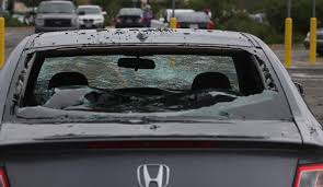 San Antonio's April Hailstorm Damage Topping $2 Billion - San ... Hail Damage Car Stock Photos Images Alamy Sale Tradein Days At Prestige Ford In Garland Randall Repair Bronx Yonkers Mhattan Wchester New York Huge Sell On Damaged Vehicles Phil Long Denver Businses And Residents Clean Up After Hail Storm Chat Television Denny Menholt Chevrolet Blog Chevy Trucks Cars Billings Mt How To Prevent Damage Your Car So This Just Happened Carhauler Versus Freak Hailstorm Graphic F150 Forum Community Of Truck Fans Need Input Repairing Fj Toyota Cruiser