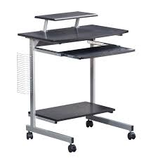 Techni Mobili Computer Desk With Storage by Techni Mobili Multifunction Mobile Computer Desk Hayneedle