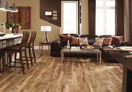 Image Of Rustic Hardwood Flooring Looks Dusty