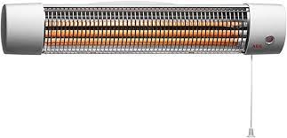 aeg haustechnik aegiwq181 iwq 181 infrarot quarz heizstrahler für das bad 3 heizstufen 1800 watt w