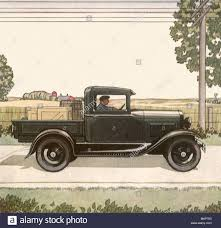 100 1930 Ford Truck Stock Photo 184270747 Alamy