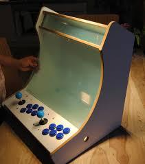 Build Arcade Cabinet With Pc by Arcade Bartop Diy Kit Arcade4you De
