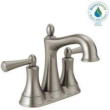 Delta Silverton Widespread Faucet by Delta Centerset Bathroom Sink Faucets Bathroom Sink Faucets