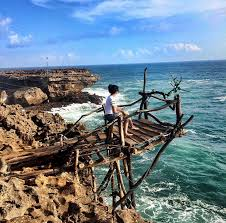 Everyone Knows That The Gunungkidul Region Is Home To Most Beautiful Beaches Of Yogyakarta Including Timang Beach Which Located 35 Kilometres