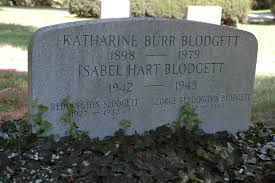 Katharine Burr Blodgett 1898 1979