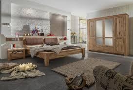 schlafzimmer set mit bett 160x200 schrank 245cm 2x nachttische eiche toronto