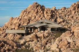 100 Desert House Beautiful Joshua Tree Home Looks Like A Supervillains Lair Curbed LA